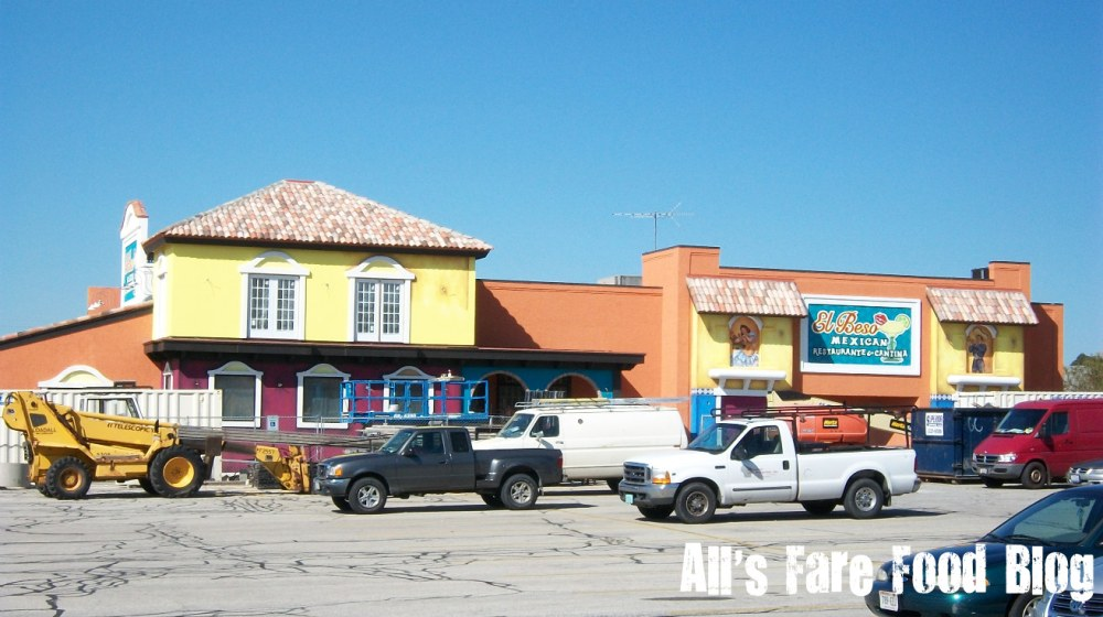 El Beso Mexican Restaurante moves into old Champp's location (2/2)