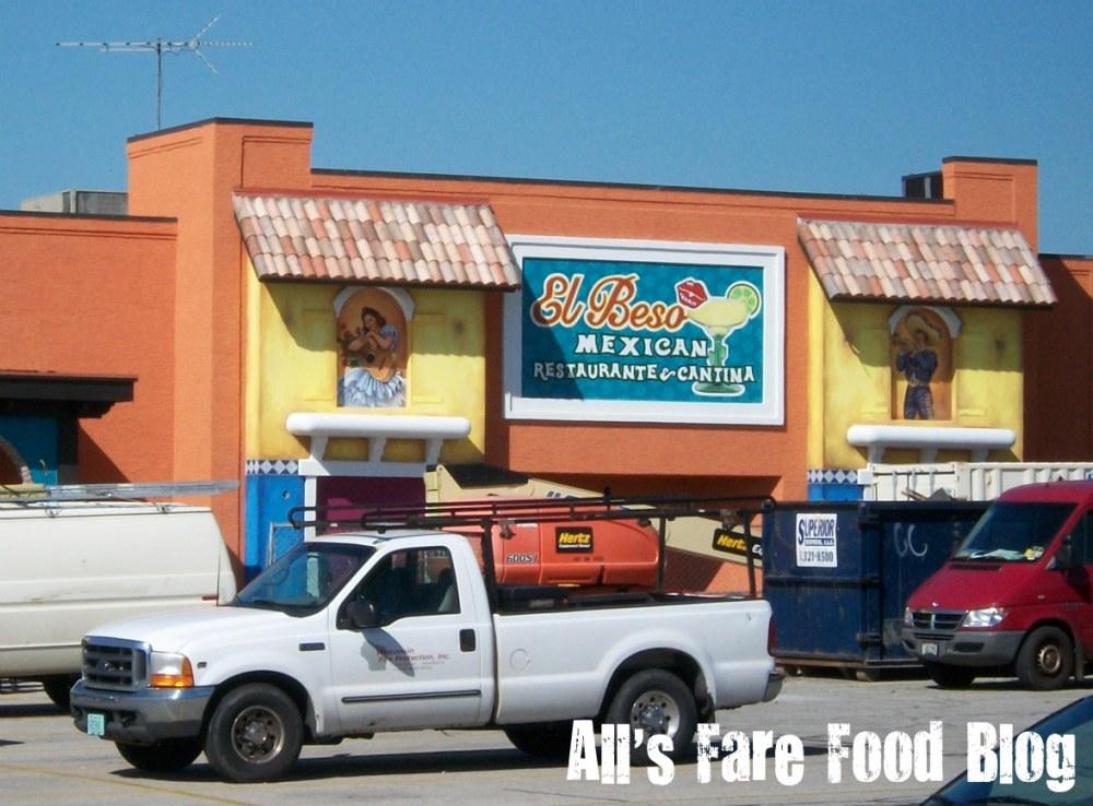 El Beso Mexican Restaurante moves into old Champp's location (1/2)