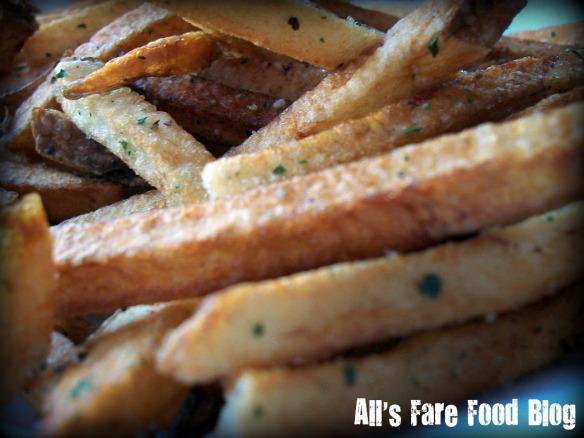 AJ Bombers fries