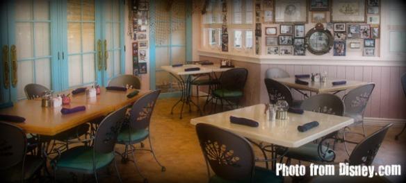 Olivia's Cafe at Disney's Old Key West Resort