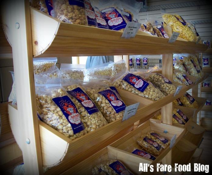More popcorn varieties.