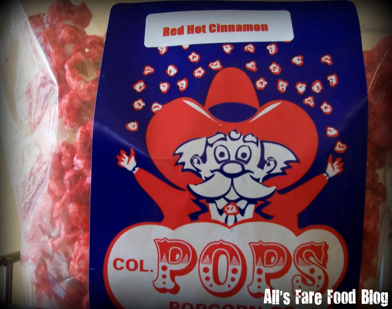 Col. Pops Popcorn Comp...