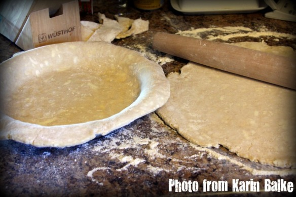 Make the crust