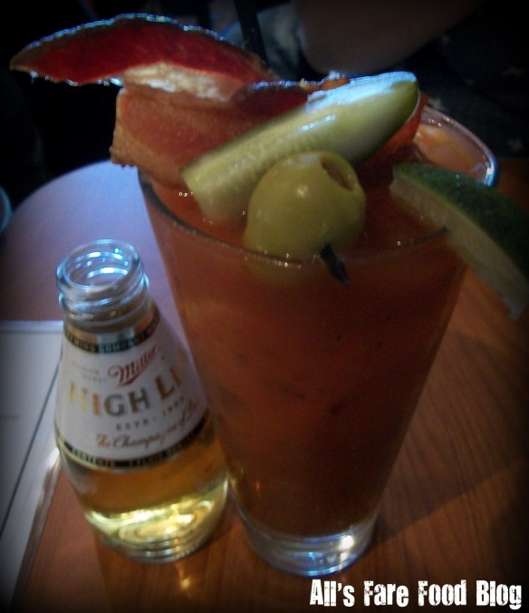 Bloody Mary at Blue's Egg
