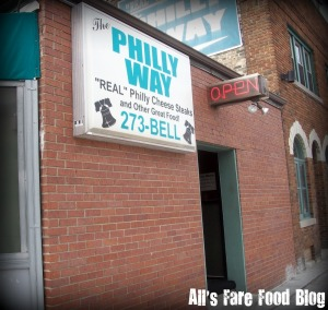 Philly Way Exterior