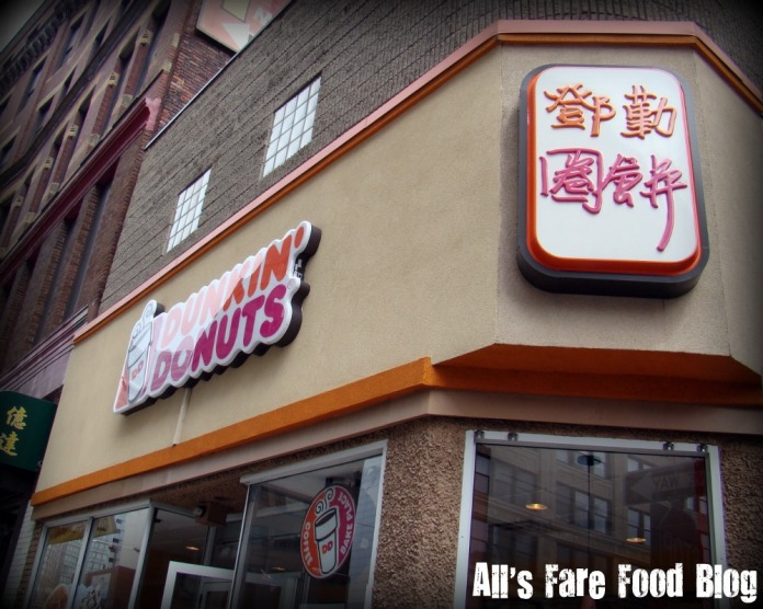 Chinatown Dunkin' Donuts