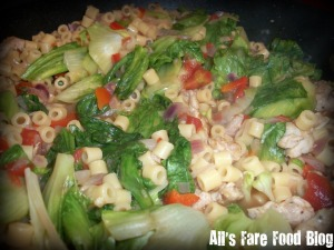 Escarole and Sausage Stew