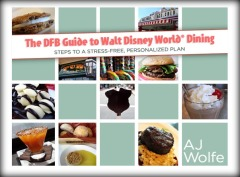 Disney Food Blog book cover