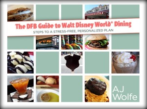 Disney Food Blog Dining e-book cover