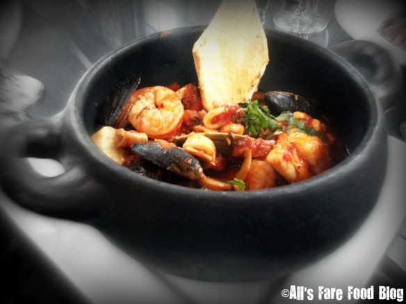 Cioppino at The Great Escape in Salem