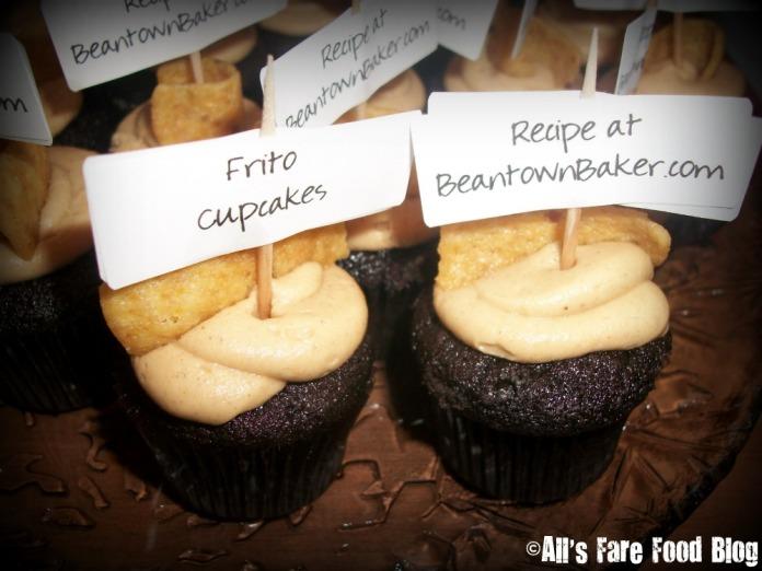 Frito cupcakes