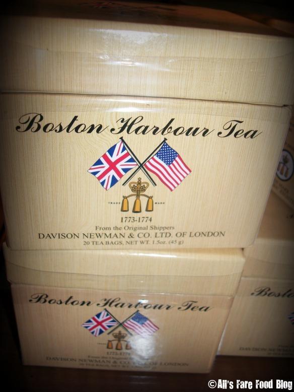 Boston Harbor Tea