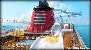 Disney Dream's AquaDuck