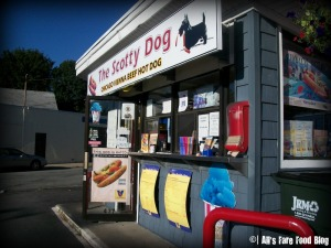 The Scotty Dog exterior
