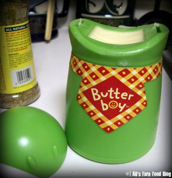 Butter Boy - Inside
