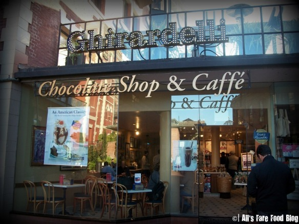 Ghirardelli Shop and Caffee