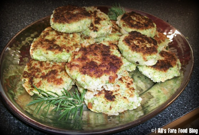 Potato Broccoli Croquettes