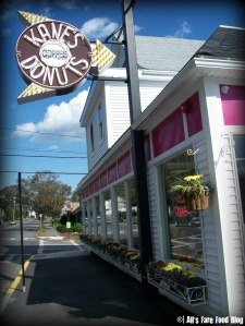 Kane's Donuts exteriors