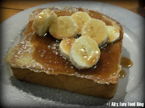French Toast at Sugar Mags