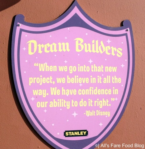 Words of wisdom from Walt Disney