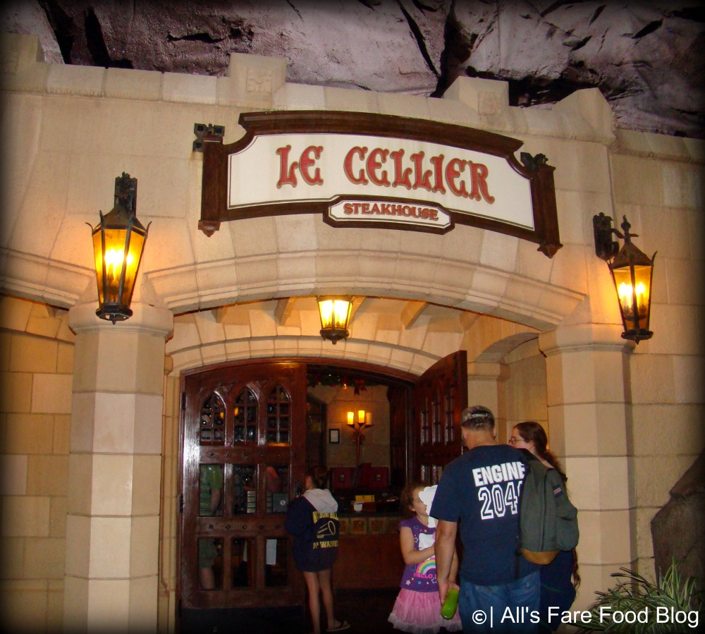 Review: Le Cellier at Epcot | All's Fare Food Blog - Cellier Cuisine