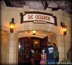 Le Cellier Exterior Entrance