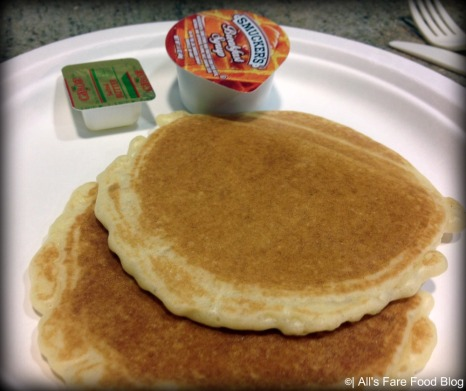 Pancakes in a Minute at Holiday Inn Express