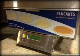 Pancakes in a Minute