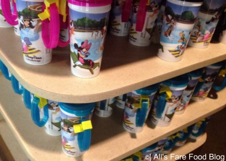 Refillable Mugs available to purchase