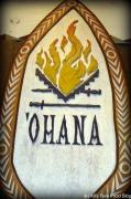 Ohana sign