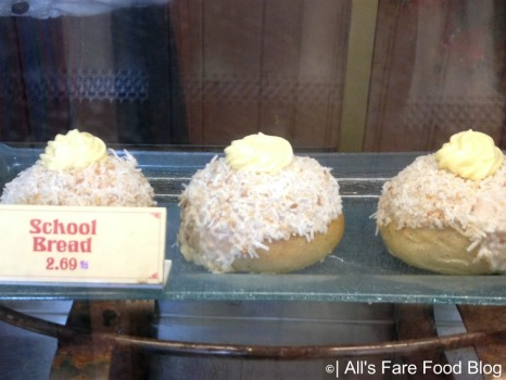 School Bread at Epcot's Kringla Bakeri og Cafe