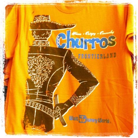 Churro Tee Shirt