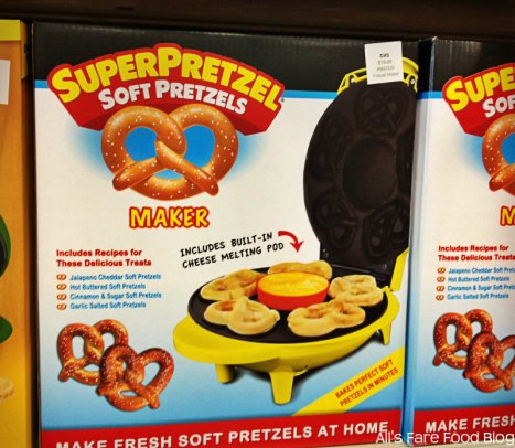 super pretzel maker