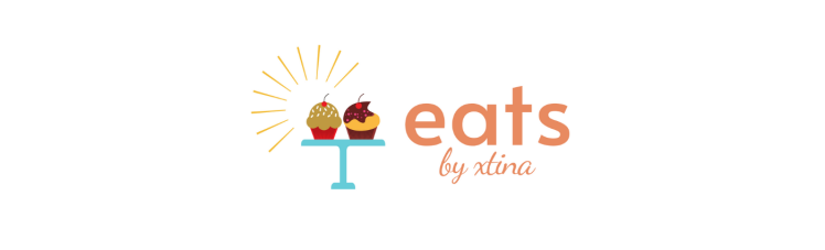 Eats by Xtina Site Banner